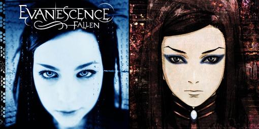 El huevo o la gallina - Ergo Proxy y Evanescence